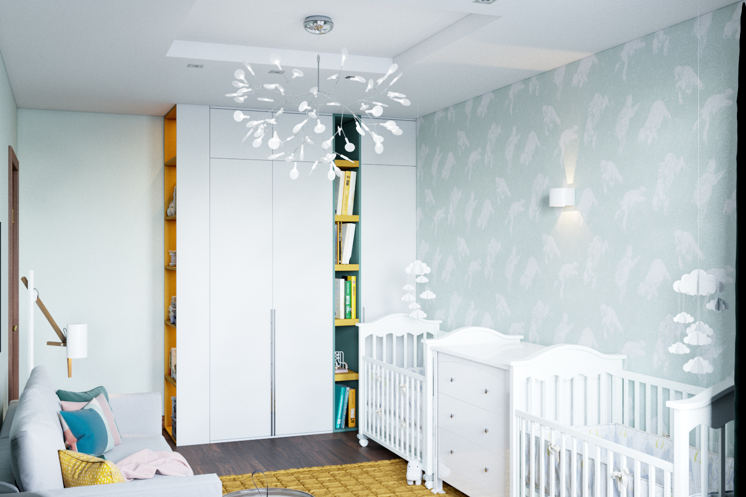Bedroom&Children's room